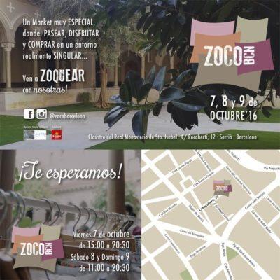 En octubre, ¡regresa Zoco Barcelona! - eventos-en-barcelona
