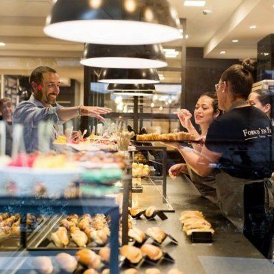Nuestra manera de endulzar el día: FORN D'EN PAU - bar-y-restaurantes