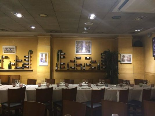 Restaurante Sibarits - bar-y-restaurantes
