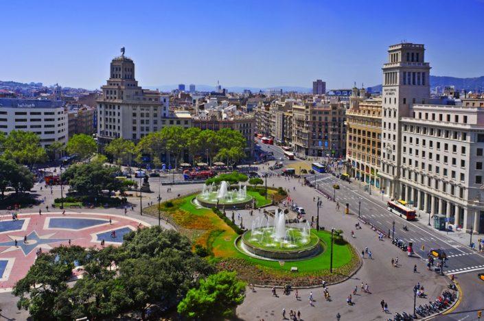 plaza-catalunya