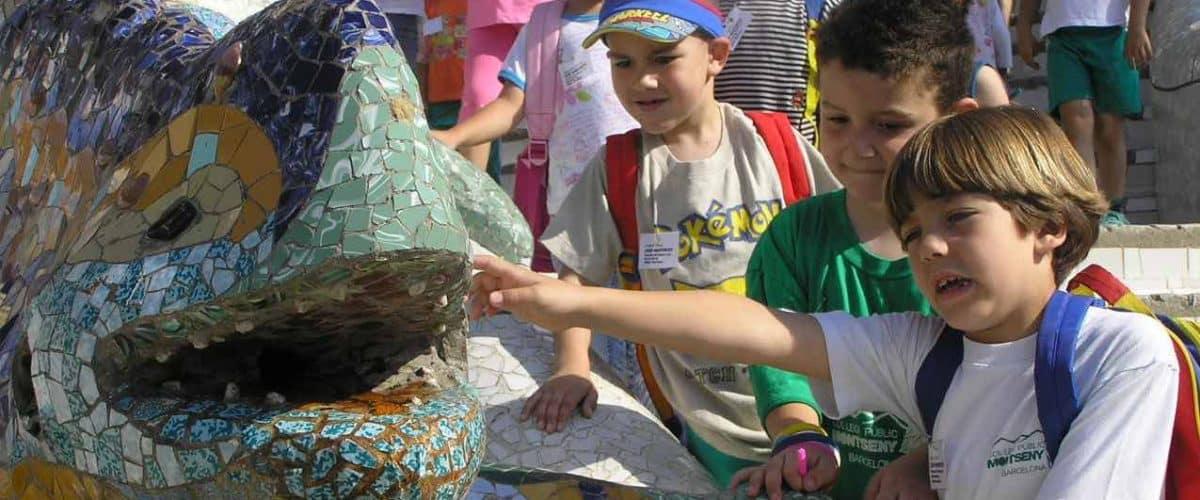 Vacaciones en familia: Visitar Barcelona con niños - novedades
