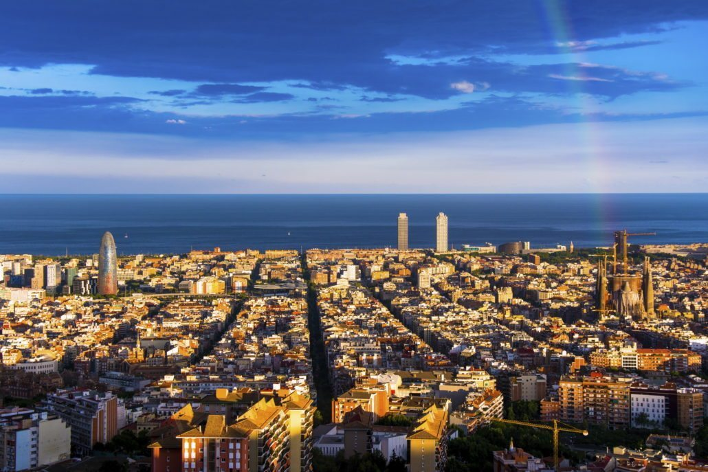Skyline Barcelona: Los edificios más altos - lugares