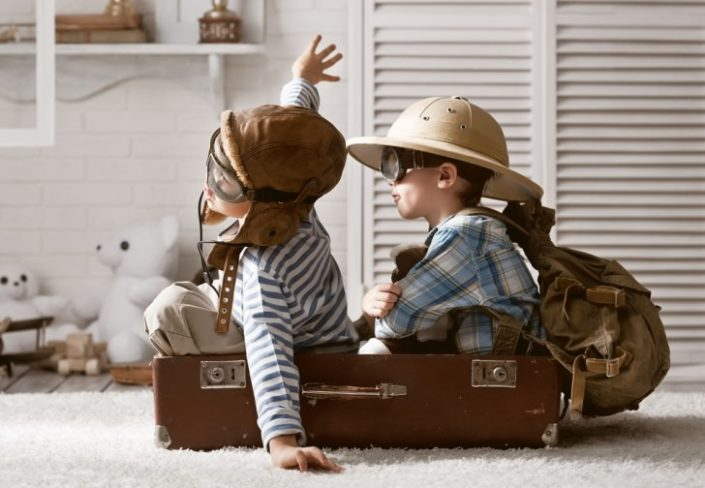 viajar a barcelona con niños