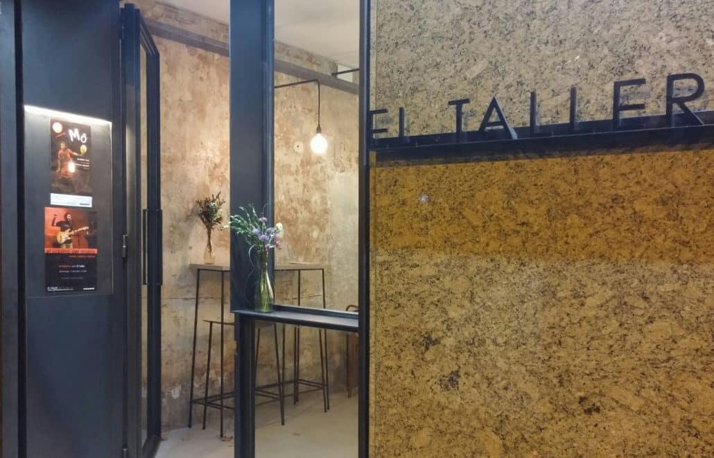 """""""El Taller"""" Un lugar encantador en el Clot y mucho más que un buen restaurante - bar-y-restaurantes"""
