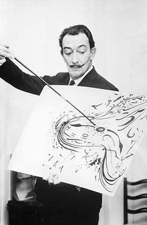 Dalí, Breaking News - novedades