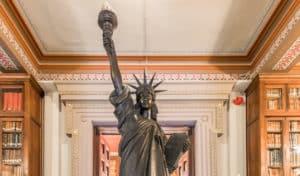 La Estatua de la Libertad de Barcelona - lugares