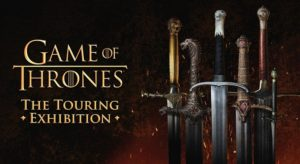 La exposición interactiva the Game of Thrones: The Touring Exhibition arranca en Barcelona - eventos-en-barcelona