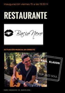 Bacio Nero Barcelona: Un nuevo concepto que revoluciona los sabores made in Italy - bar-y-restaurantes