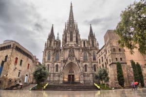 Descubriendo la Catedral de Barcelona - lugares