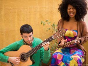 ¿Quieres ver a Mirla Riomar en el festival Inauditus? - eventos-en-barcelona