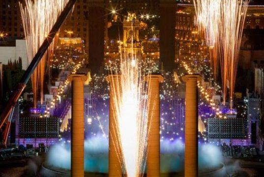 Barcelona en fin de Año