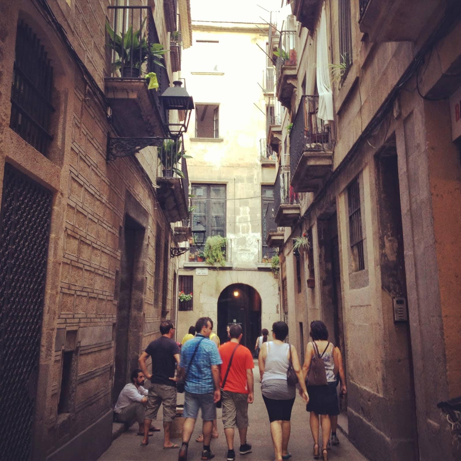 5 planes que puedes hacer gratis en Barcelona - lugares