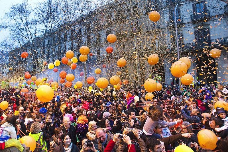 Disfruta del Carnaval de Barcelona 2018 - eventos-en-barcelona