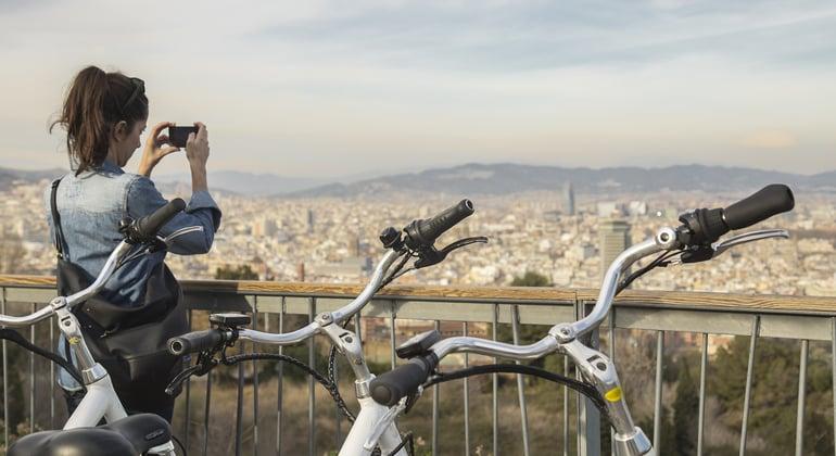 Las 3 mejores rutas en bicicleta de Barcelona - lugares