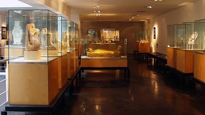 Así es el museo egipcio de Barcelona - lugares