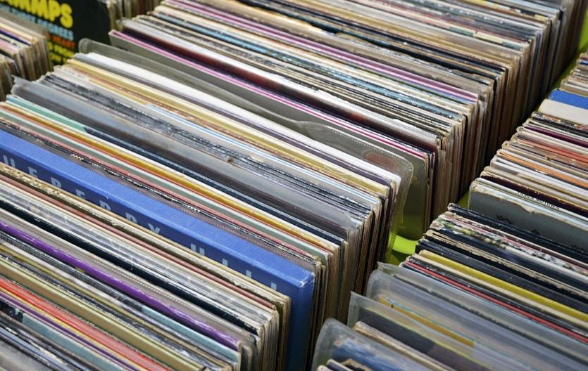 Dónde puedes encontrar discos de vinilo en Barcelona - lugares