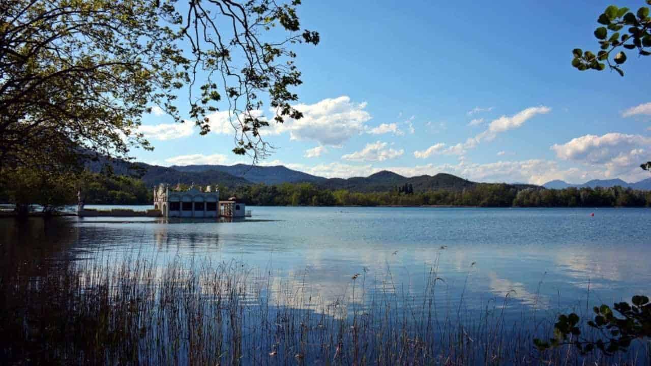 Disfruta de los lagos cercanos a Barcelona - lugares