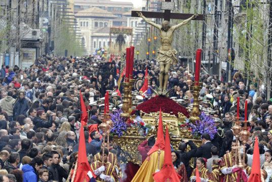 Semana Santa en Barcelona