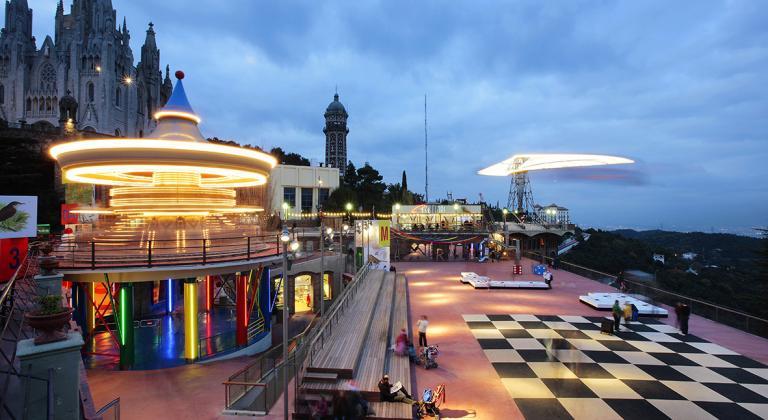 Barcelona con niños: 3 lugares que no te puedes perder - lugares
