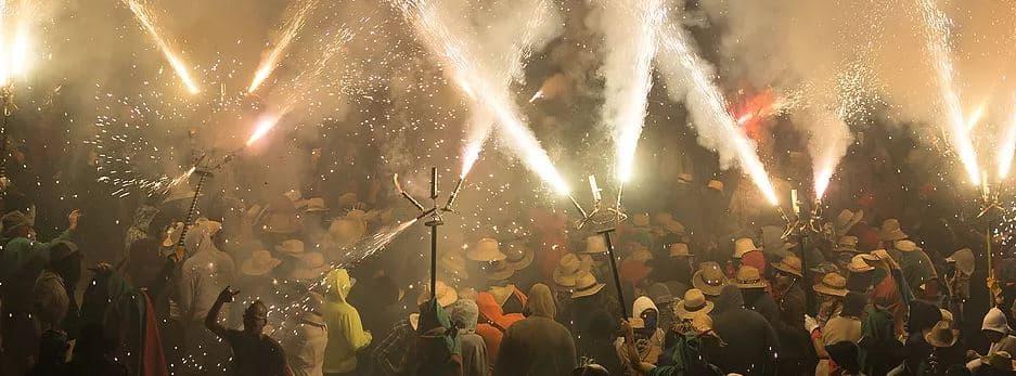 Fiestas de pueblos en Cataluña que se celebran en agosto - eventos-en-barcelona