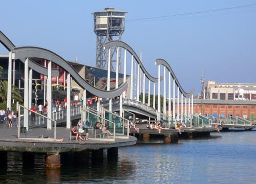 Qué ver cerca del puerto de Barcelona - lugares