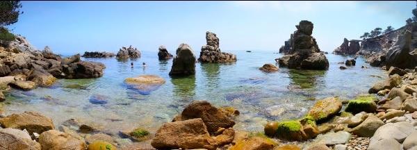Calas en la Costa Brava que son el paraíso - lugares