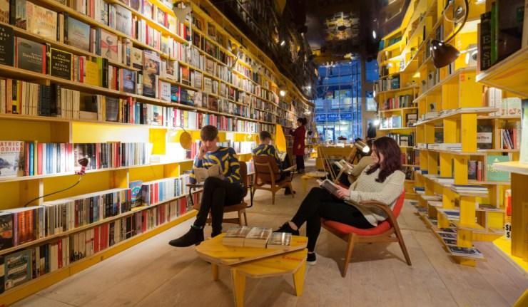 La noche de las librerías en Barcelona 2018 - novedades
