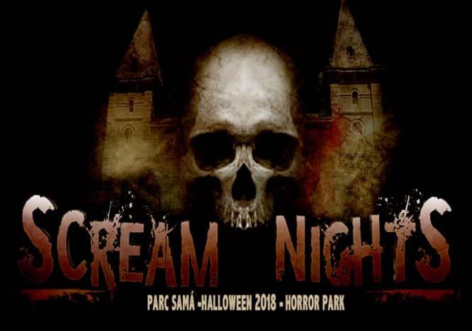 Scream Night Park: El mayor parque de terror de Europa en Cambrils - eventos-en-barcelona