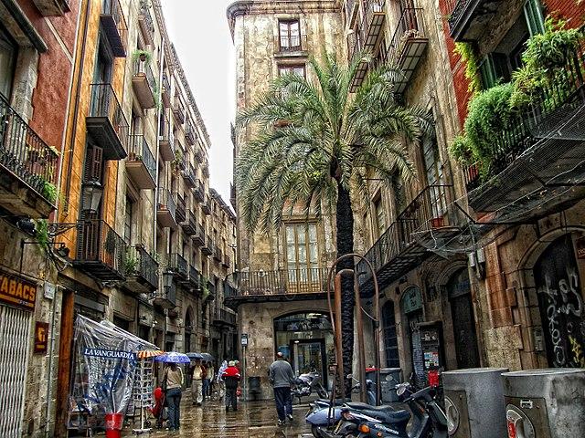 TOP 3 de las calles más importantes de Barcelona - lugares