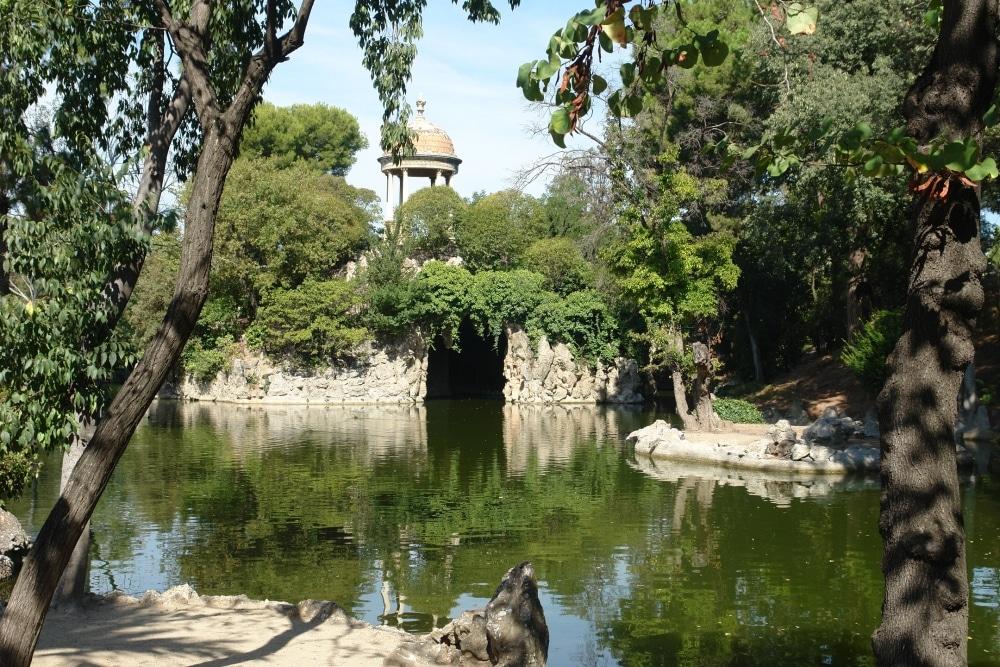 Descubriendo el Parque de Torreblanca en Barcelona - lugares