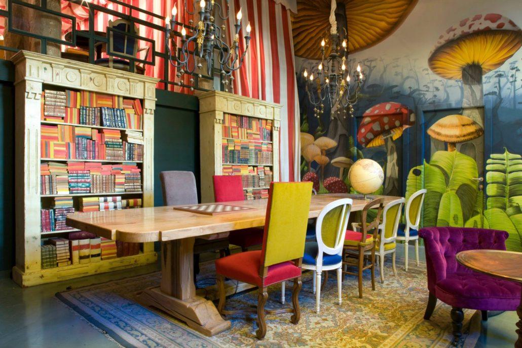 Pudding Coffe Shop: si amas Harry Potter tienes que ir a este local - bar-y-restaurantes