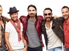 BackStreet Boys concierto en barcelona