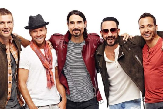 BackStreet Boys concierto en barcelona