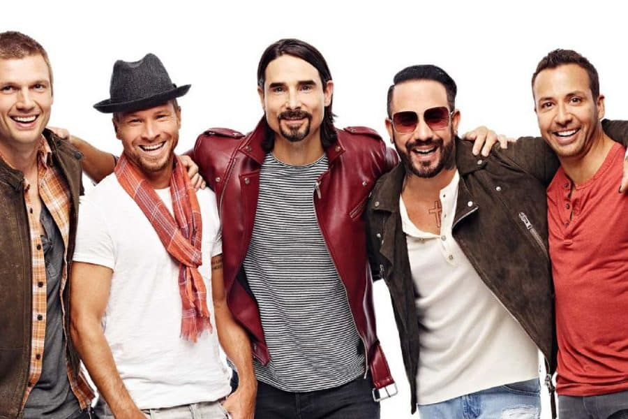 ¡Regresan los BackStreet Boys! Concierto en Barcelona en 2019 - eventos-en-barcelona