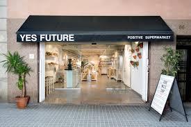 Primer supermercado libre de plásticos en Barcelona - novedades
