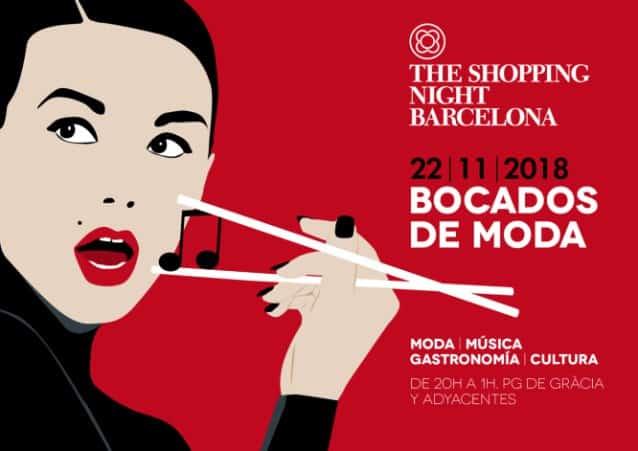 Shopping Night Barcelona 2018 - eventos-en-barcelona