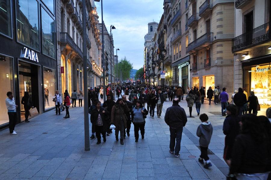 Las calles más bonitas de Barcelona - novedades