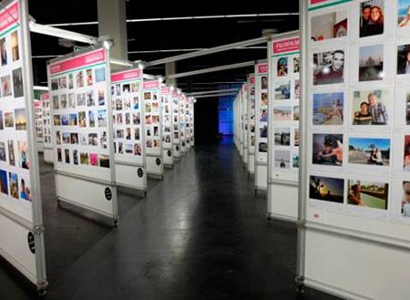 """Inauguración de la exposición """"Barcelona Printlife"""" a favor de la investigación del Alzheimer - novedades, eventos-en-barcelona"""