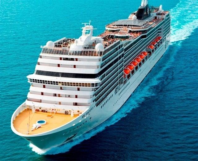 El primer crucero que da la vuelta al mundo parte desde Barcelona - novedades