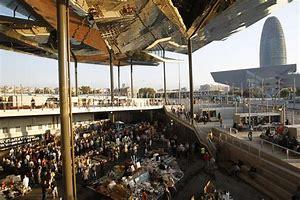 3 mercados de pulgas en Barcelona que debes visitar - lugares
