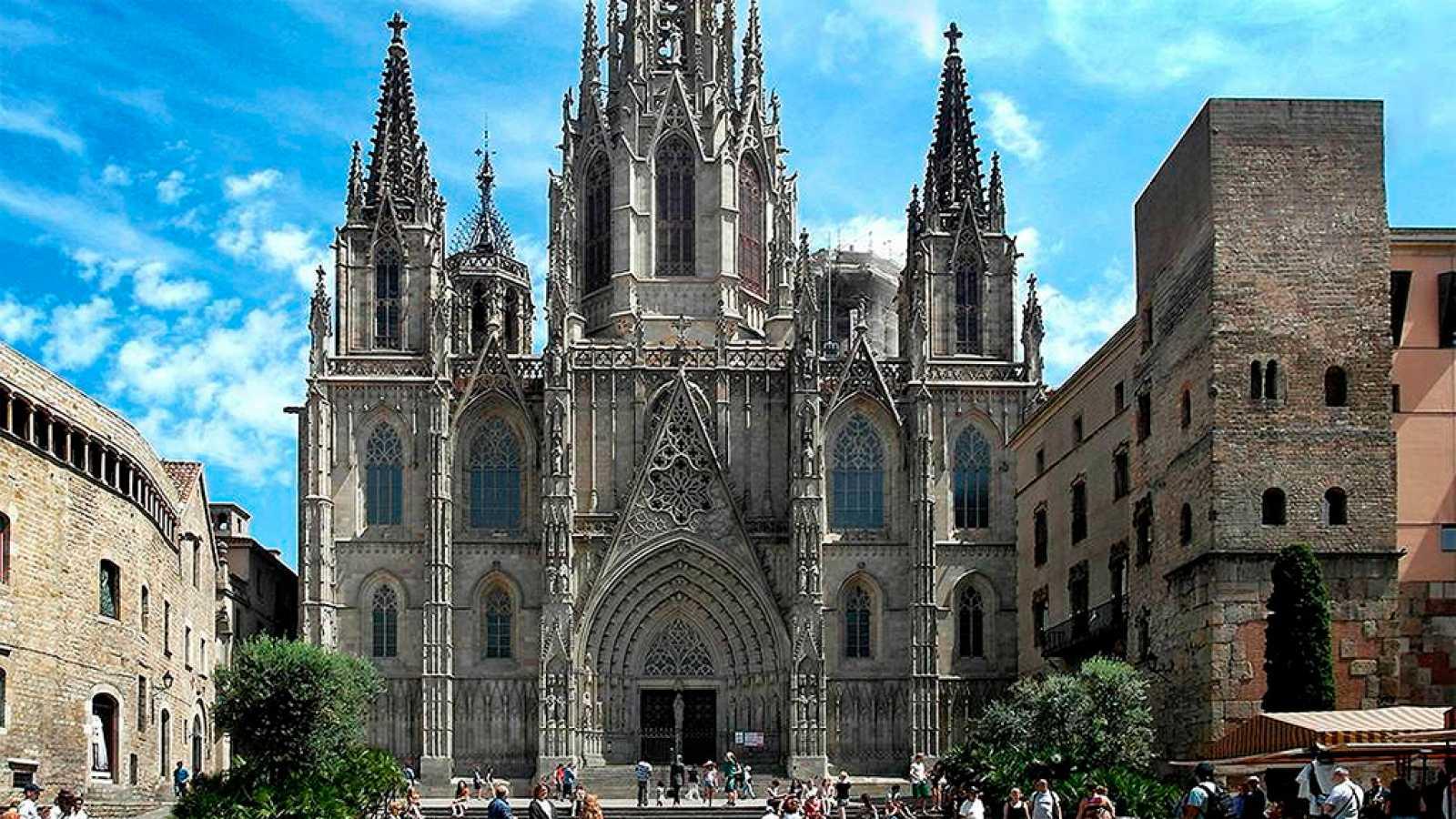 Conoce 3 iglesias en Barcelona cargadas de arte y arquitectura - lugares