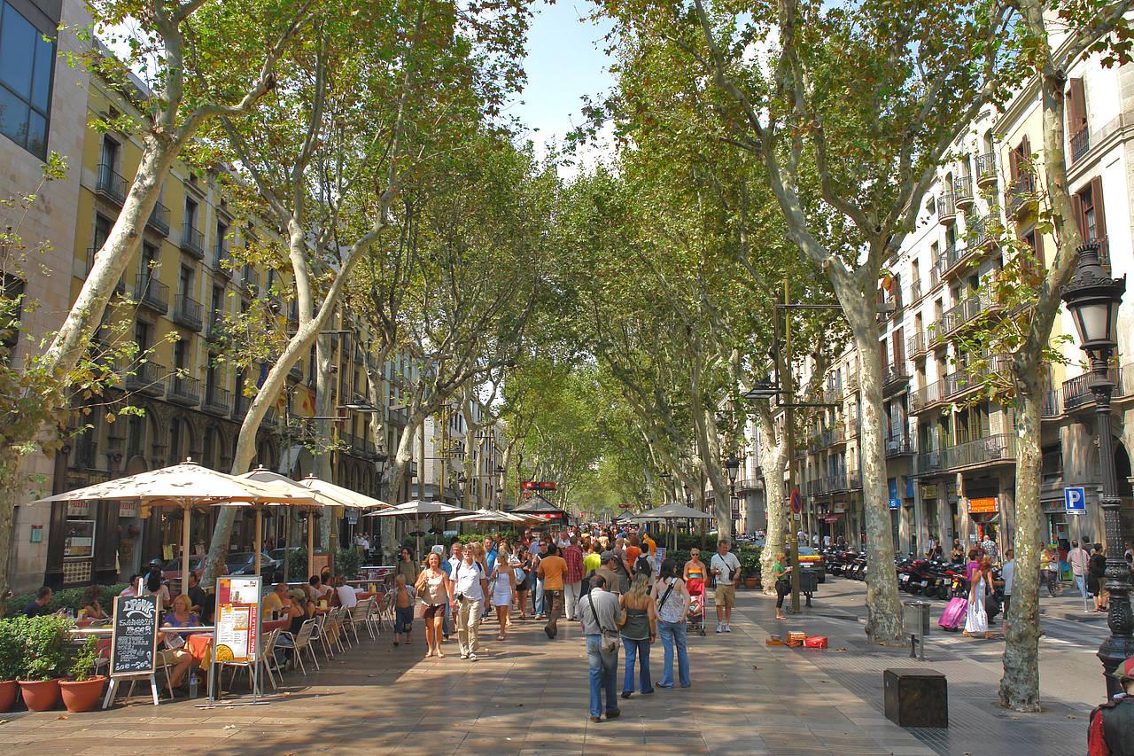 Las Ramblas de Barcelona: qué ver en esta pintoresca calle - tiendas-en-barcelona, novedades, lugares, eventos-en-barcelona, bar-y-restaurantes