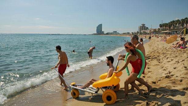 ¿Qué planes pueden hacer los discapacitados en Barcelona? - novedades, lugares