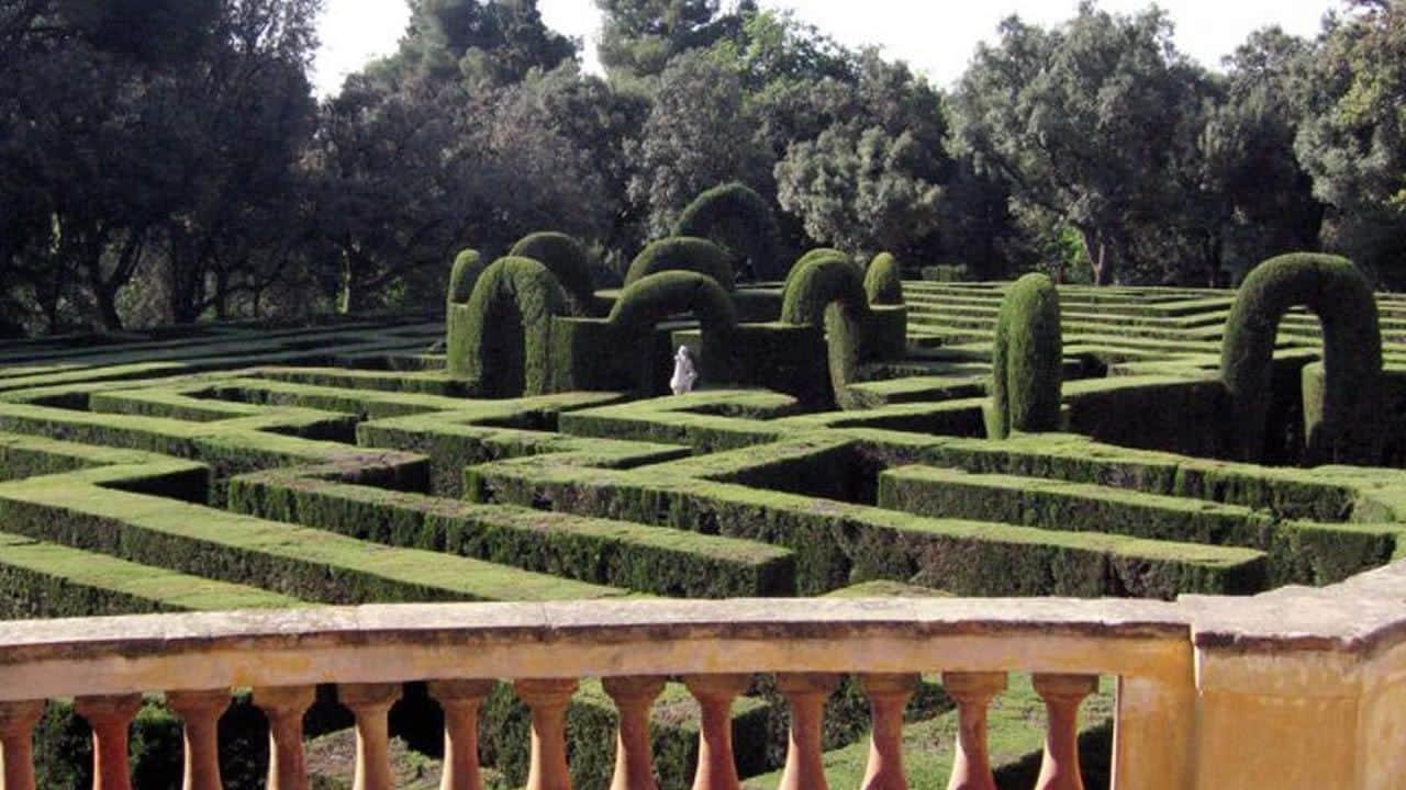 A que no te pierdes en el laberinto de Horta en Barcelona - lugares
