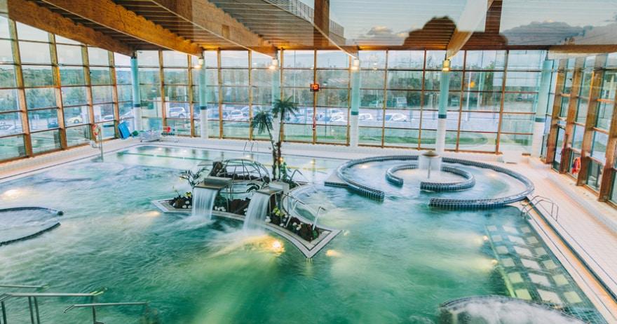 Disfruta de un circuito termal e hidroterapia en Barcelona - novedades, lugares