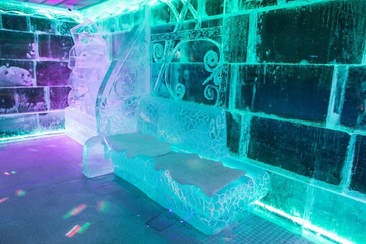 Disfruta de una velada original en IceBarcelona - lugares, bar-y-restaurantes