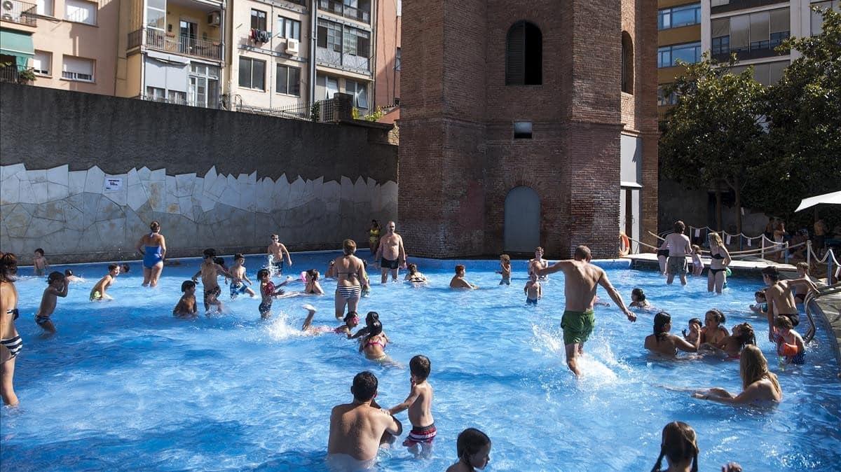 Para este verano no estará abierta la playa de l'Eixample en Barcelona - novedades, lugares, eventos-en-barcelona