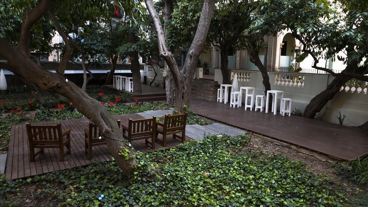 Tres jardines de nuestra ciudad que adorarás - lugares, bar-y-restaurantes