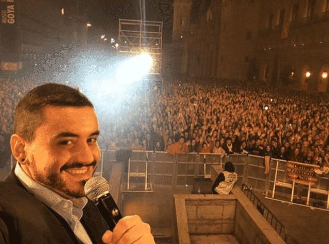 """Juanma Romero """"Mi Barcelona es Poderosa, Azul, Preciosa, Mi casa"""" - los-barceloneses-cuentan"""
