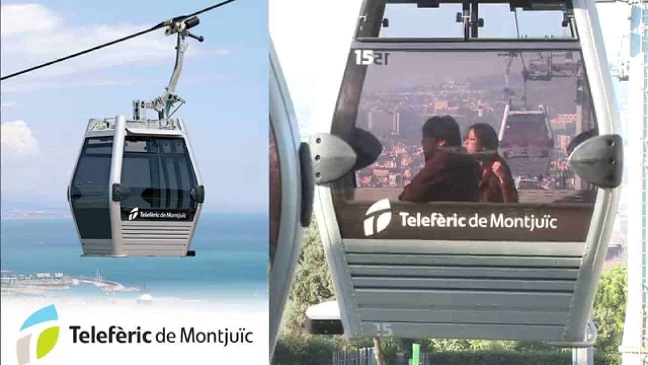 Disfruta de la vista de la ciudad con el Telefèric de Montjuïc - novedades, lugares
